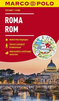 ROMA / ROM [1:12.000] -MARCO POLO