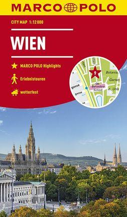 WIEN / VIENNA / VIENNE  [1:12.000] -MARCO POLO