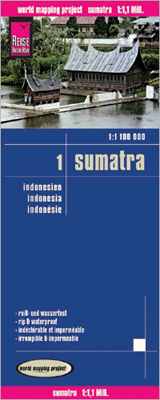 SUMATRA 1:1.100.000 -REISE KNOW-HOW