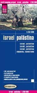 ISRAEL-PALESTINE 1:250.000 -REISE KNOW-HOW