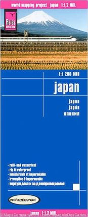 JAPAN 1:1.200.000 -REISE KNOW-HOW