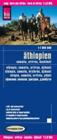 ETHIOPIA / ATHIOPIEN 1:1.800.000 -REISE KNOW-HOW