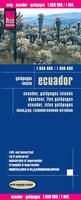 ECUADOR 1:650.000 GALAPAGOS 1:1.000.000 -REISE KNOW-HOW