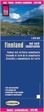 FINLAND-NORTHERN SCANDINAVIA 1:875.000- REISE KNOW-HOW