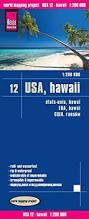 USA 12 - HAWAII 1:200.000- REISE KNOW-HOW