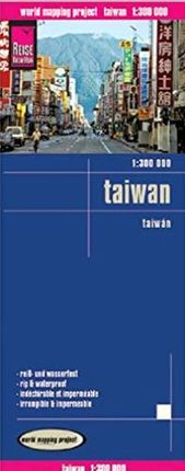 TAIWAN 1:300.000 -REISE KNOW-HOW