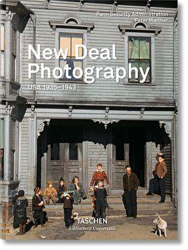 FOTOGRAFIA DEL NEW DEAL, LA. USA 1935-1943