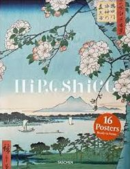 HIROSHIGE [16 POSTERS]