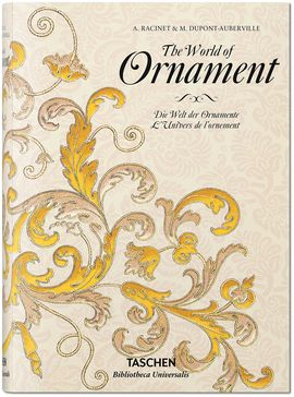 WORLD OF ORNAMENT, THE [ENG-DEU-FRA]