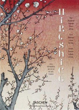 HIROSHIGE - ONE HUNDRED FAMOUS VIEWS OF EDO