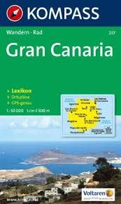 237 GRAN CANARIA 1:50.000 -KOMPASS