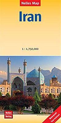 IRAN [1:1.750.000] -NELLES VERLAG
