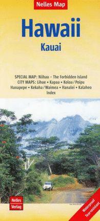 HAWAII (KAUAI) [1:150.000] -NELLES VERLAG
