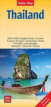 THAILAND 1:1.500.000 -NELLES VERLAG