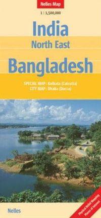 BANGLADESH [1:1.500.000] -NELLES VERLAG