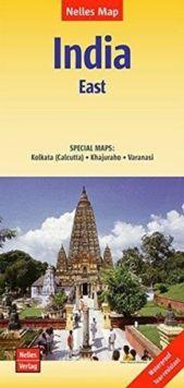 INDIA - EAST [1:1.500.000] -NELLES VERLAG