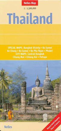 THAILAND 1:1.500.000 -NELLES