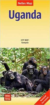 UGANDA [1:700.000] -NELLES VERLAG