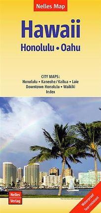 HAWAII (HONOLULU / OAHU) [1:150.000] -NELLES VERLAG