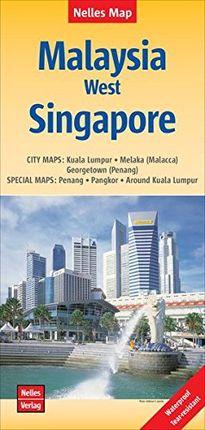 MALAYSIA (WEST) [1:1.500.000] -NELLES VERLAG