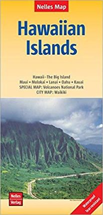 HAWAIIAN ISLANDS [1:150.000 - 1:330.000] -NELLES VERLAG