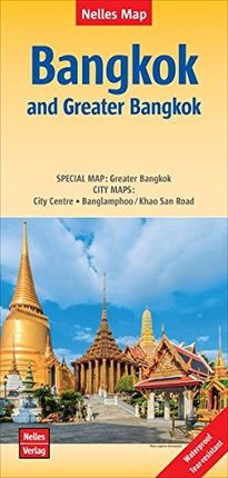 BANGKOK 1:15.000 AND GREATER BANGKOK 1:75.000 -NELLES