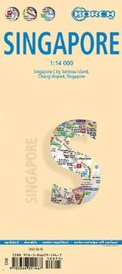 SINGAPORE 1:14.000 -BORCH