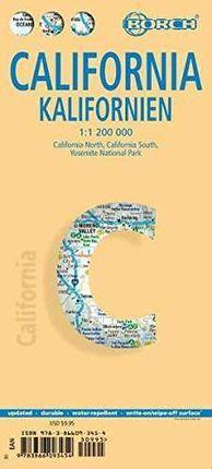 CALIFORNIA 1:1.200.000 -BORCH