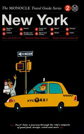 NEW YORK, THE MONOCLE TRAVEL GUIDE