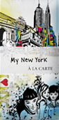 MY NEW YORK A LA CARTE [MAPA]