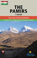 PAMIRS, THE 1:500.000