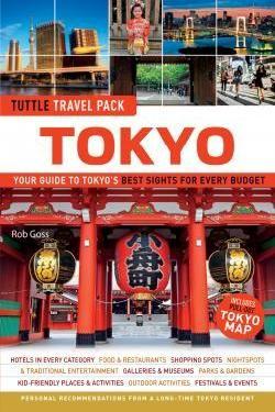 TOKYO. TUTTLE TRAVEL PACK