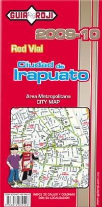 CIUDAD DE IRAPUATO (2009-10) RED VIAL -GUIA ROJI