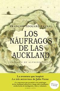 NÁUFRAGOS DE LAS AUCKLAND, LOS