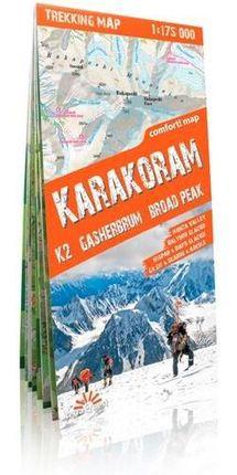 KARAKORAM 1:175.000 -COMFORT MAP