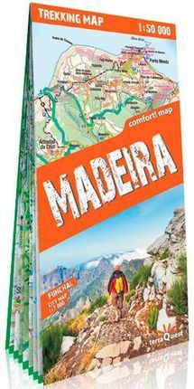 MAPMADEIRA 1:40.000 -COMFORT MAP