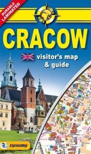 CRACOW 1:20.000 -MINI COMFORT MAP EXPRESSMAP