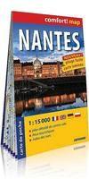 NANTES 1:15.000 CITY POCKET (PLASTIFICAT)