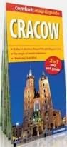 CRACOW 1:22.000 -MAP & GUIDE -COMFORT!