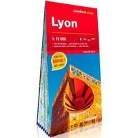 LYON 1:15.000 PLASTIFICADO