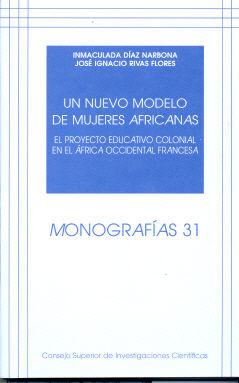 NUEVO MODELO DE MUJERES AFRICANAS, UN