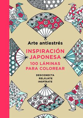 INSPIRACION JAPONESA - ARTE ANTIESTRÉS