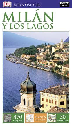 MILAN Y LOS LAGOS -GUIAS VISUALES
