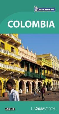 COLOMBIA [CAS] -GUIA VERDE MICHELIN-AGUILAR