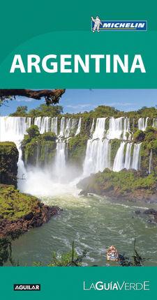 ARGENTINA -GUIA VERDE MICHELIN-AGUILAR