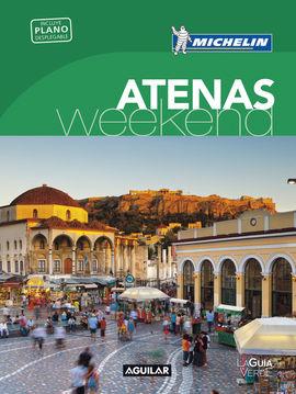 ATENAS [CAS] -WEEKEND MICHELIN-AGUILAR (LA GUIA VERDE)