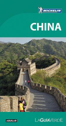 CHINA -GUIA VERDE MICHELIN-AGUILAR