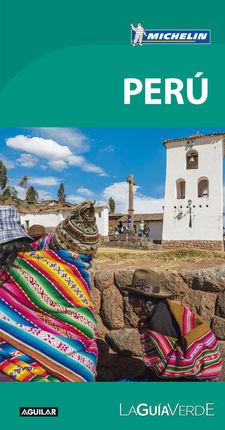 PERÚ -GUIA VERDE MICHELIN-AGUILAR