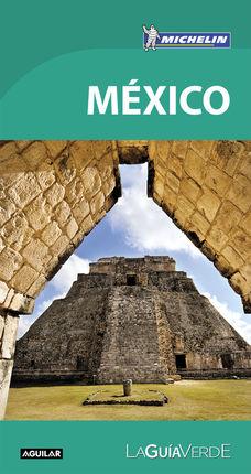 MÉXICO -GUIA VERDE MICHELIN-AGUILAR