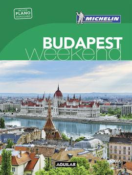 BUDAPEST [CAS] -WEEKEND MICHELIN-AGUILAR (LA GUIA VERDE)